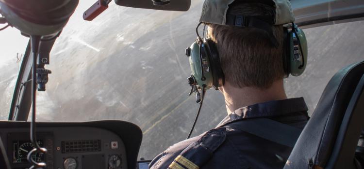 Academos métiers en aérospatiale - pilote d'essais en vol